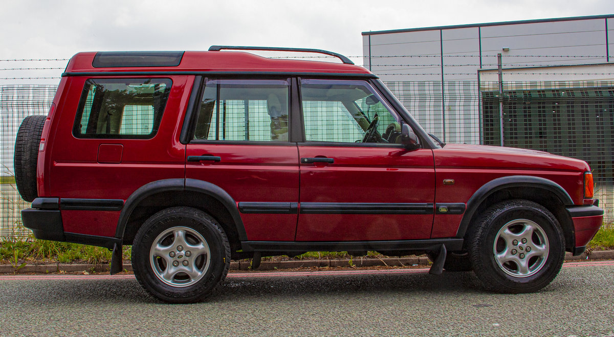 1999 Land Rover Discovery 2 4.6 V8 Petrol For Sale (picture 3 of 5)