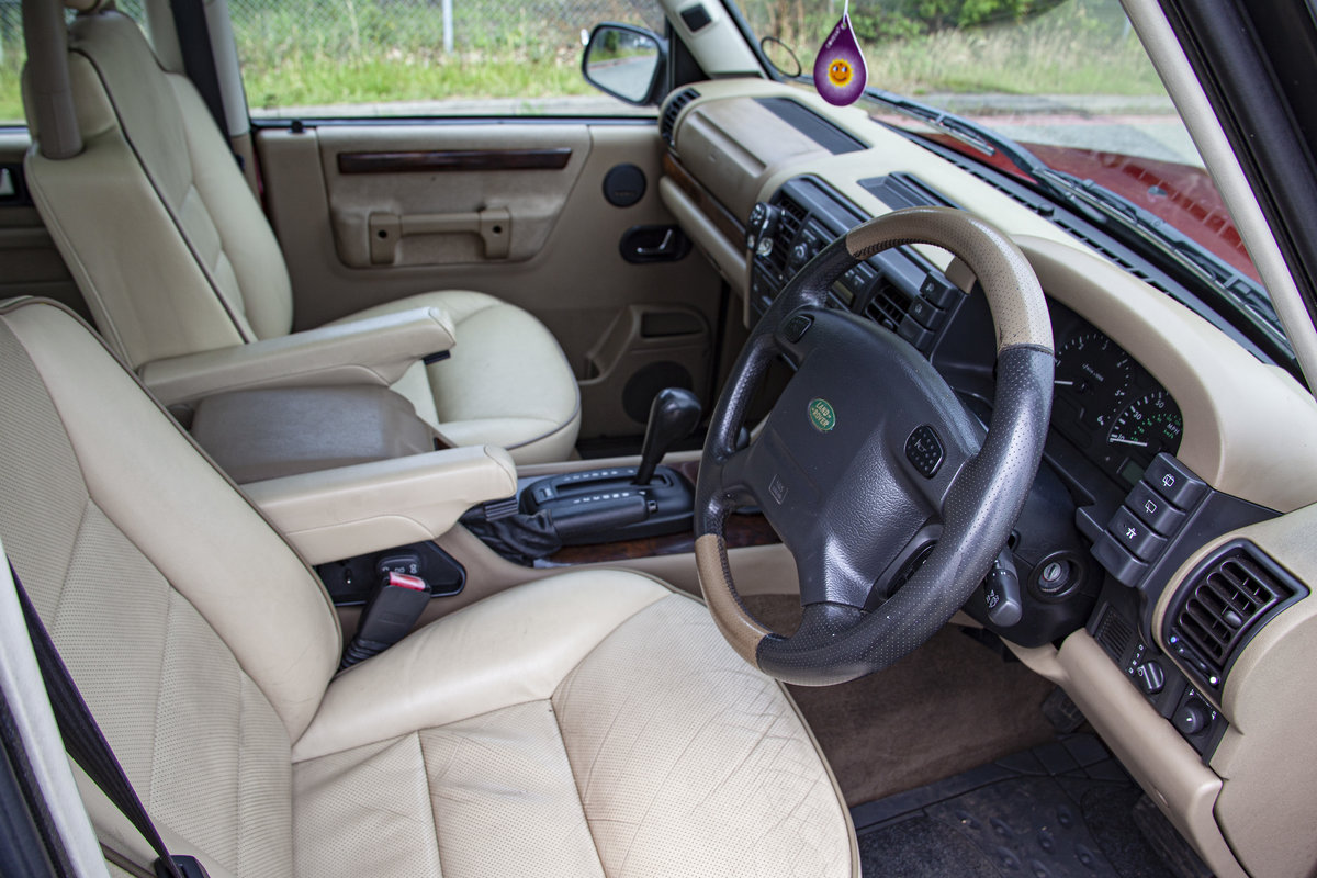 1999 Land Rover Discovery 2 4.6 V8 Petrol For Sale (picture 5 of 5)