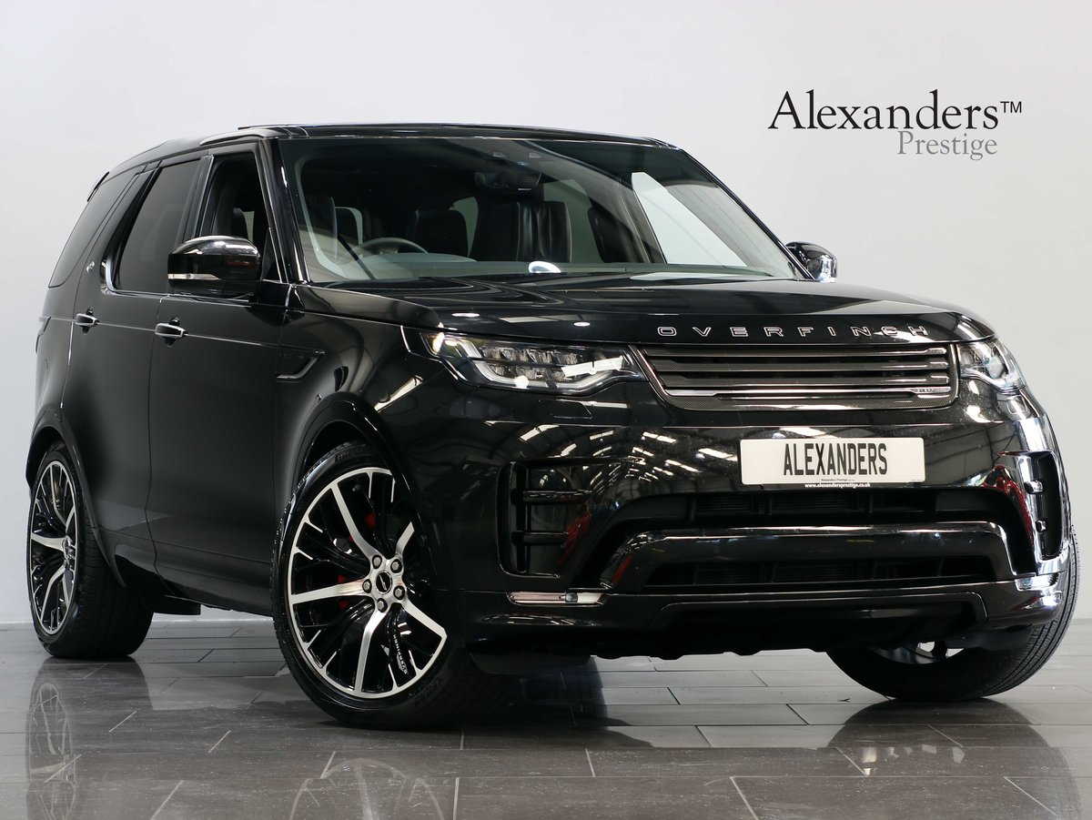 2019 19 69 LAND ROVER DISCOVERY 3.0 HSE LUXURY OVERFINCH