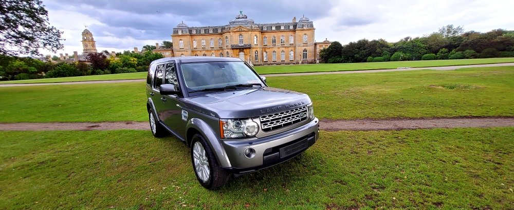 2011 LHD Land Rover Discovery 4, 3.0SDV6 HSE,LEFT HAND DRIVE For Sale (picture 2 of 6)