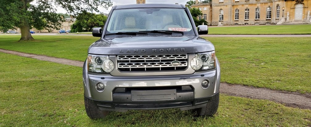2011 LHD Land Rover Discovery 4, 3.0SDV6 HSE,LEFT HAND DRIVE For Sale (picture 3 of 6)