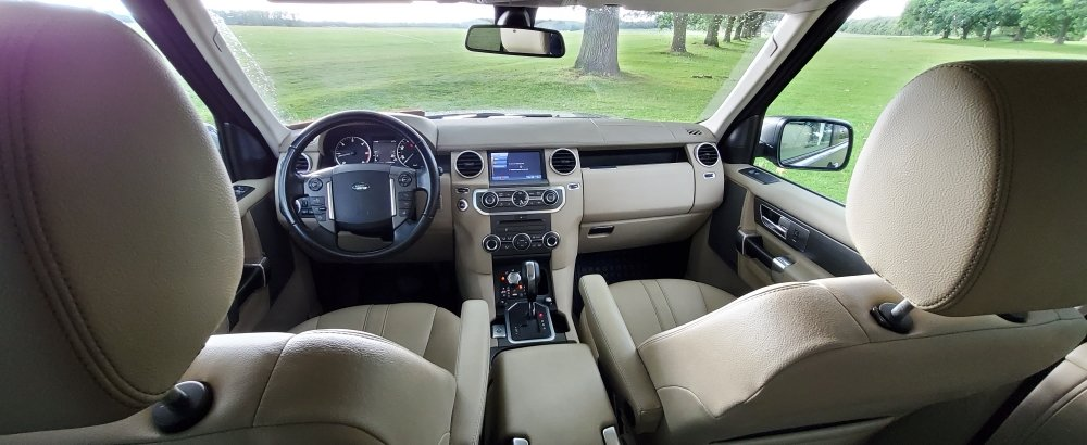 2011 LHD Land Rover Discovery 4, 3.0SDV6 HSE,LEFT HAND DRIVE For Sale (picture 5 of 6)