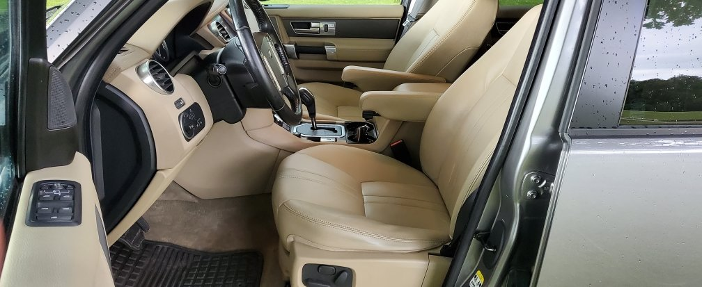 2011 LHD Land Rover Discovery 4, 3.0SDV6 HSE,LEFT HAND DRIVE For Sale (picture 6 of 6)