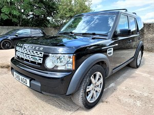 2012 Discovery Commercial 3.0 TDV6 auto price inc VAT