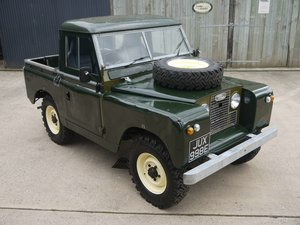 Picture of 1967 Land Rover Series IIA 88 SOLD