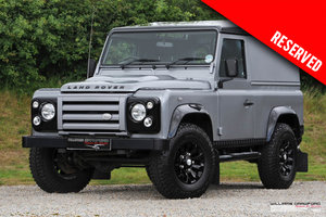 2012 RESERVED - Limited Edition Land Rover Defender 90 X Tech TD SOLD