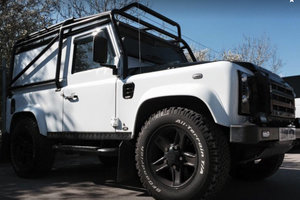 Very Special Land Rover Defender 90