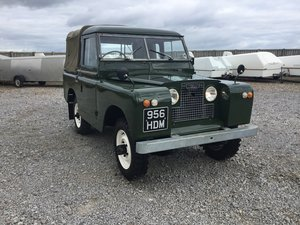 Picture of 1964 Land Rover® Series 2a *MOT & Tax Exempt* (HDM) SOLD SOLD