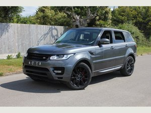 2013 Land Rover Range Rover Sport 3.0 SD V6 HSE 4X4 (s/s) 5dr HUG For Sale