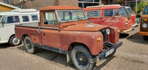 Picture of Landrover, Landrover model 2, Landrover 1960 SOLD