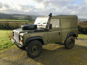 1992 Land Rover Excellent condition ex military