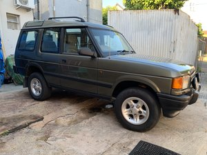 Land Rover Discovery 3 Door Green 66k V8 MANU