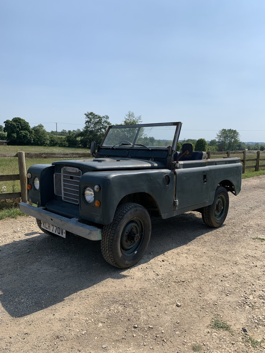 1979 Land Rover 88 Series 3 For Sale (picture 1 of 6)