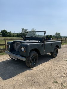 1979 Land Rover 88 Series 3