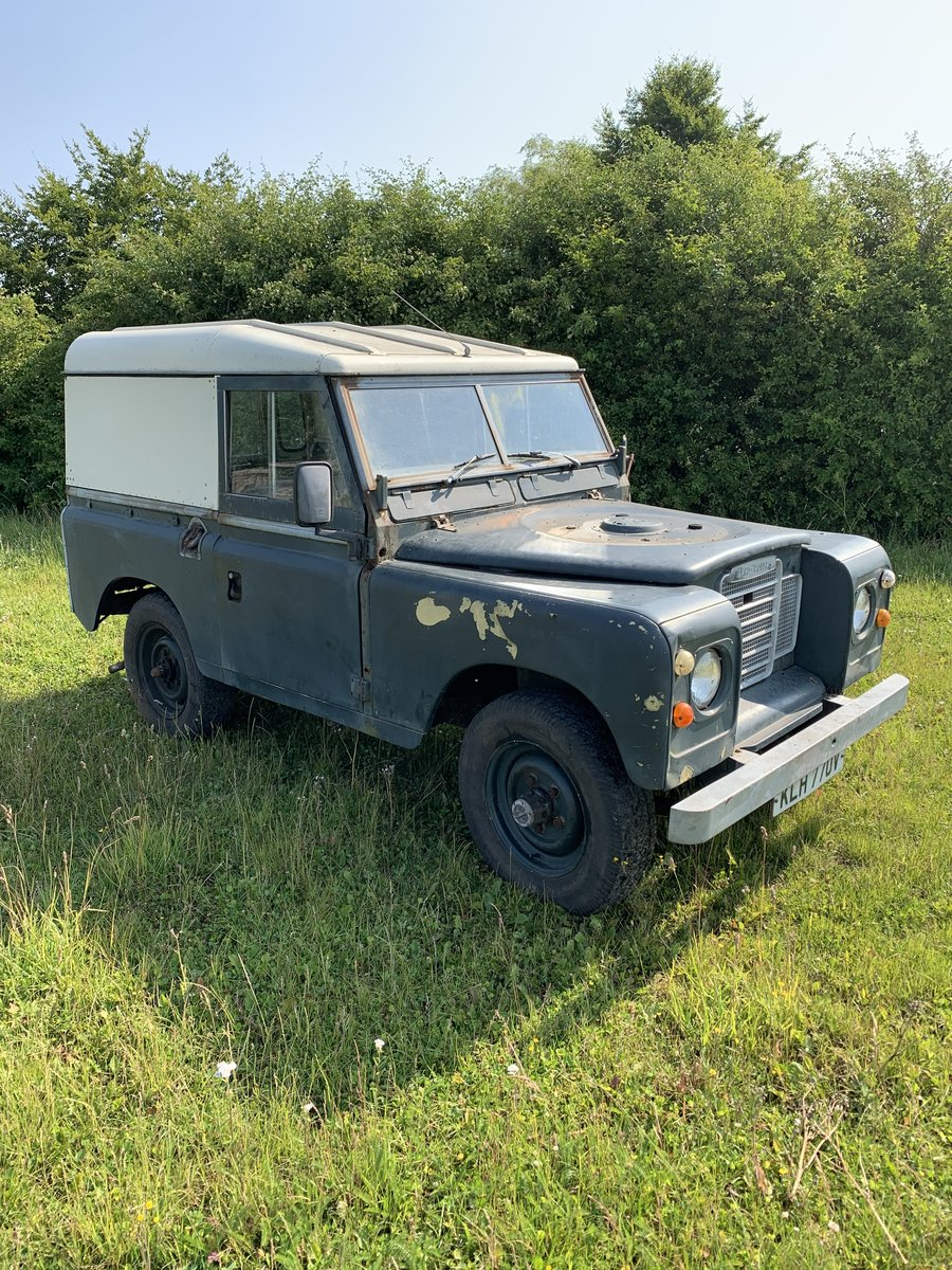 1979 Land Rover 88 Series 3 For Sale (picture 2 of 6)