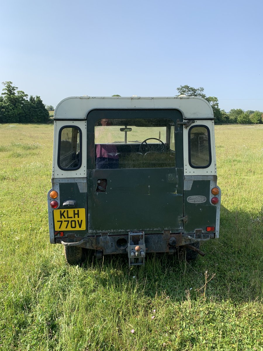 1979 Land Rover 88 Series 3 For Sale (picture 3 of 6)