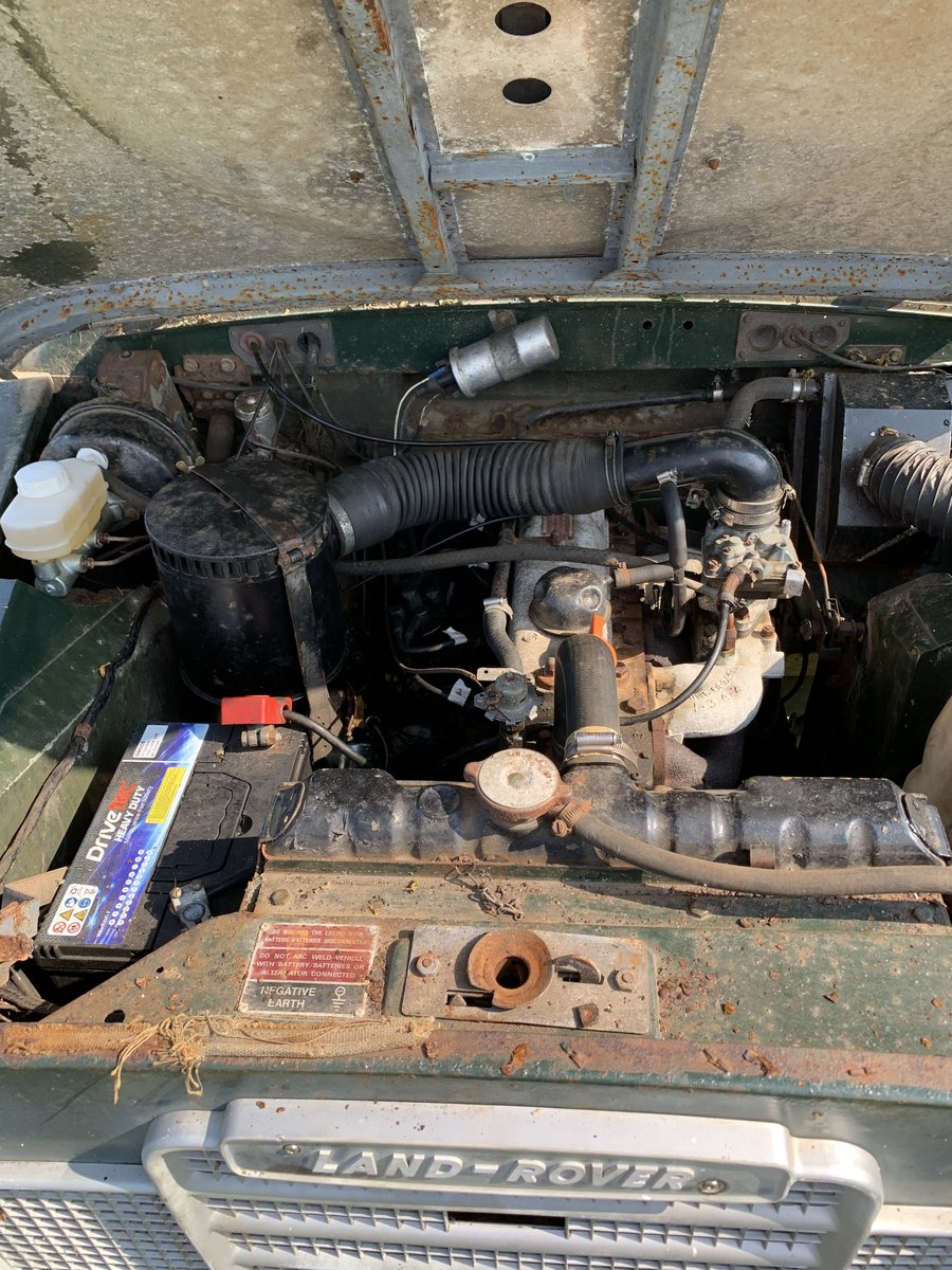 1979 Land Rover 88 Series 3 For Sale (picture 4 of 6)