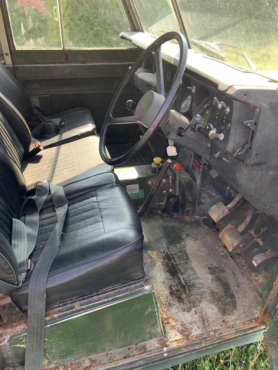 1979 Land Rover 88 Series 3 For Sale (picture 5 of 6)
