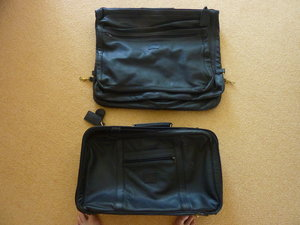 Picture of Original & Authentic Land Rover Black soft leather