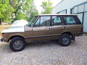 1981 Rare 4-door Range Rover Monteverdi