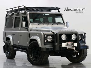 2012 12 12 LAND ROVER DEFENDER 110 TWISTED STATION WAGON 2.2 AUTO