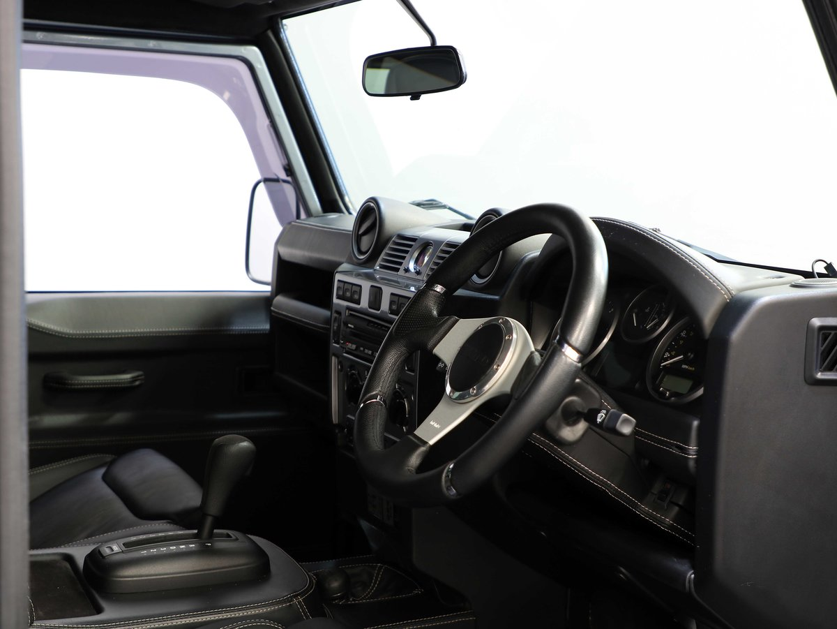 2012 12 12 LAND ROVER DEFENDER 110 TWISTED STATION WAGON 2.2 AUTO For Sale (picture 5 of 6)