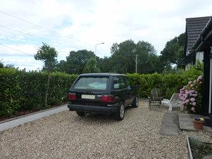 2002 Range Rover P38
