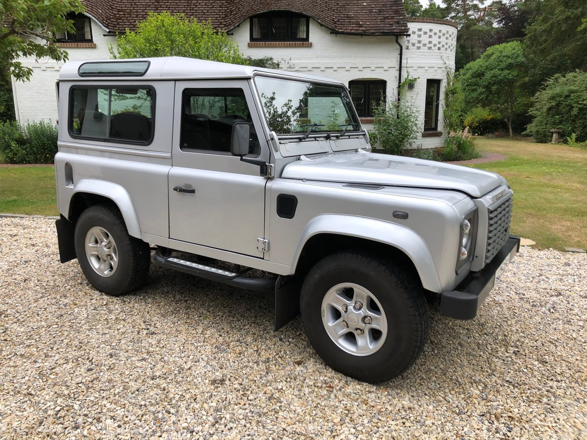 2005 Land Rover Defender 90 TD5 XS 79k miles For Sale (picture 1 of 6)