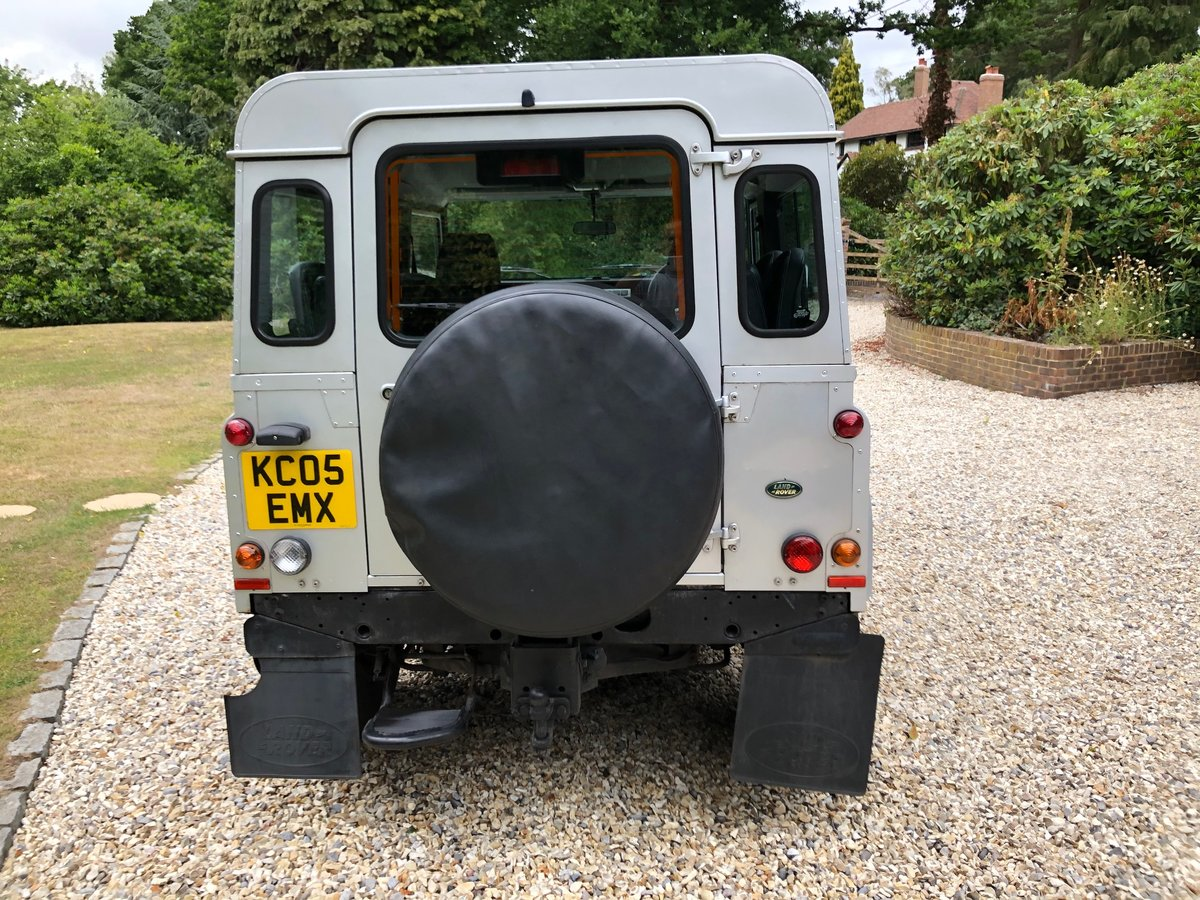 2005 Land Rover Defender 90 TD5 XS 79k miles For Sale (picture 2 of 6)