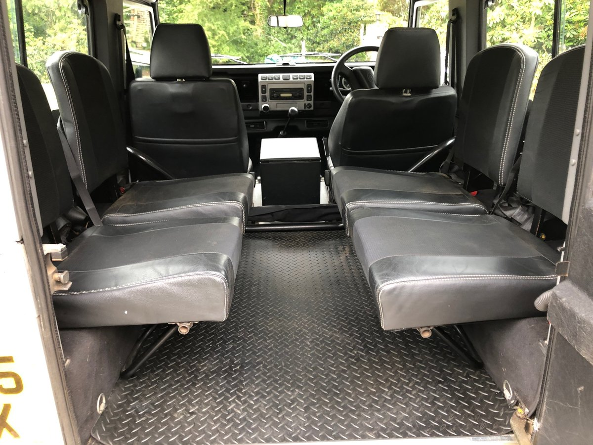 2005 Land Rover Defender 90 TD5 XS 79k miles For Sale (picture 5 of 6)