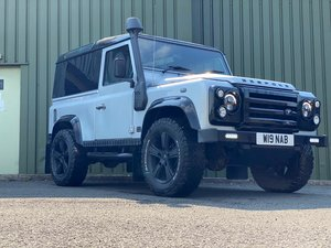 2011 BESPOKE DEFENDER 90 2.4TDI X TECH STATION WAGON For Sale