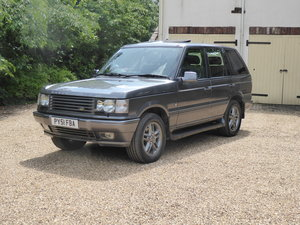 Range Rover P38 Westminster Full Service History Low Mileage
