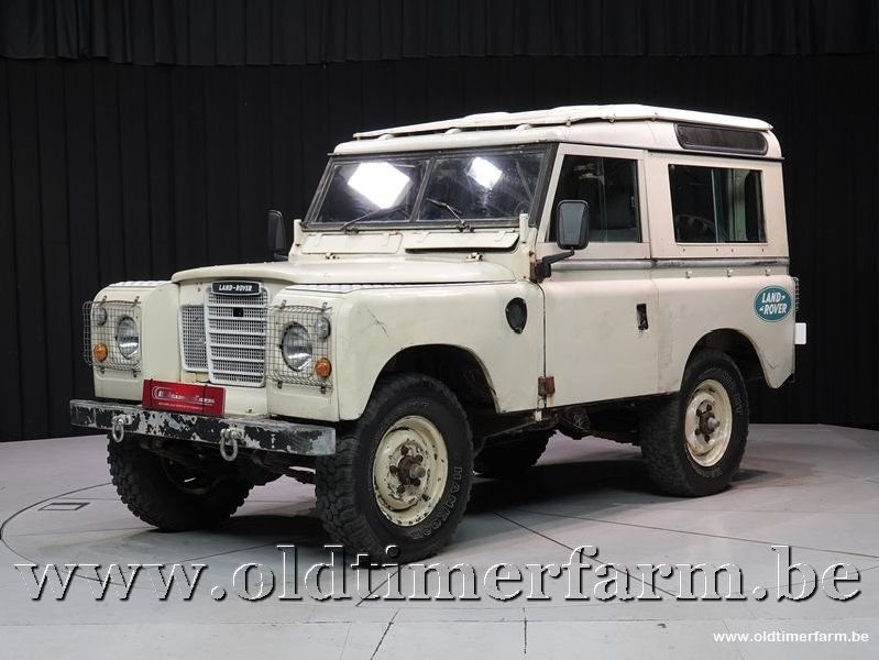 1972 Land Rover 88 Series 3 '72 For Sale (picture 1 of 6)