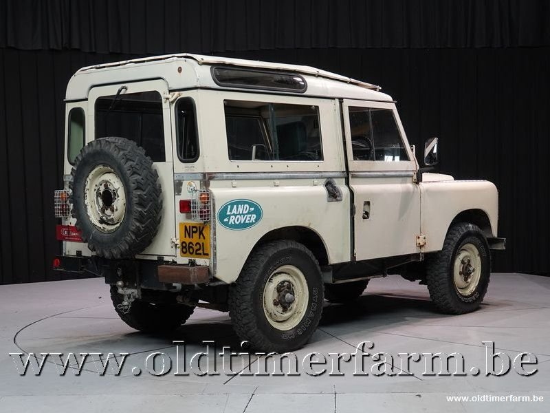 1972 Land Rover 88 Series 3 '72 For Sale (picture 2 of 6)