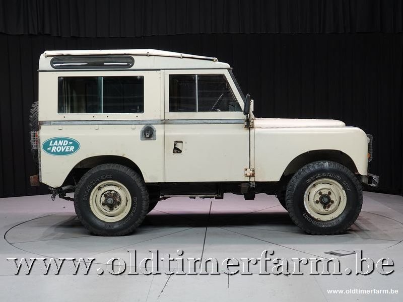 1972 Land Rover 88 Series 3 '72 For Sale (picture 3 of 6)