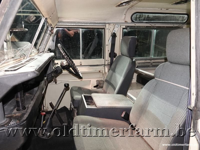 1972 Land Rover 88 Series 3 '72 For Sale (picture 4 of 6)