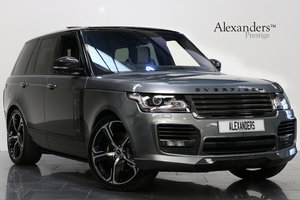 17 67 RANGE ROVER AUTOBIOGRAPHY 4.4 SDV8 OVERFINCH AUTO