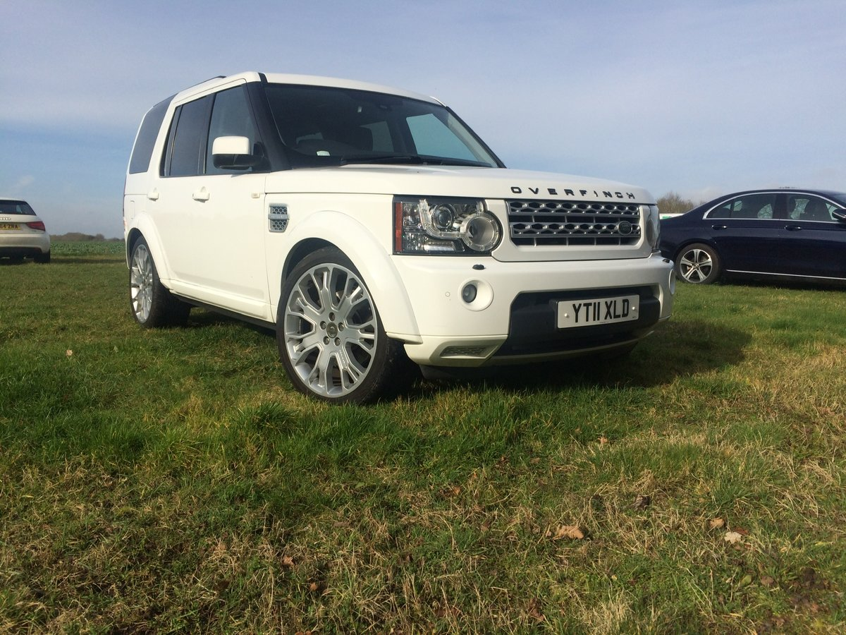 2011 Land Rover Overfinch Discovery For Sale (picture 1 of 6)