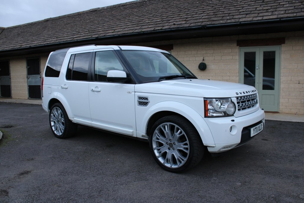 2011 Land Rover Overfinch Discovery For Sale (picture 2 of 6)