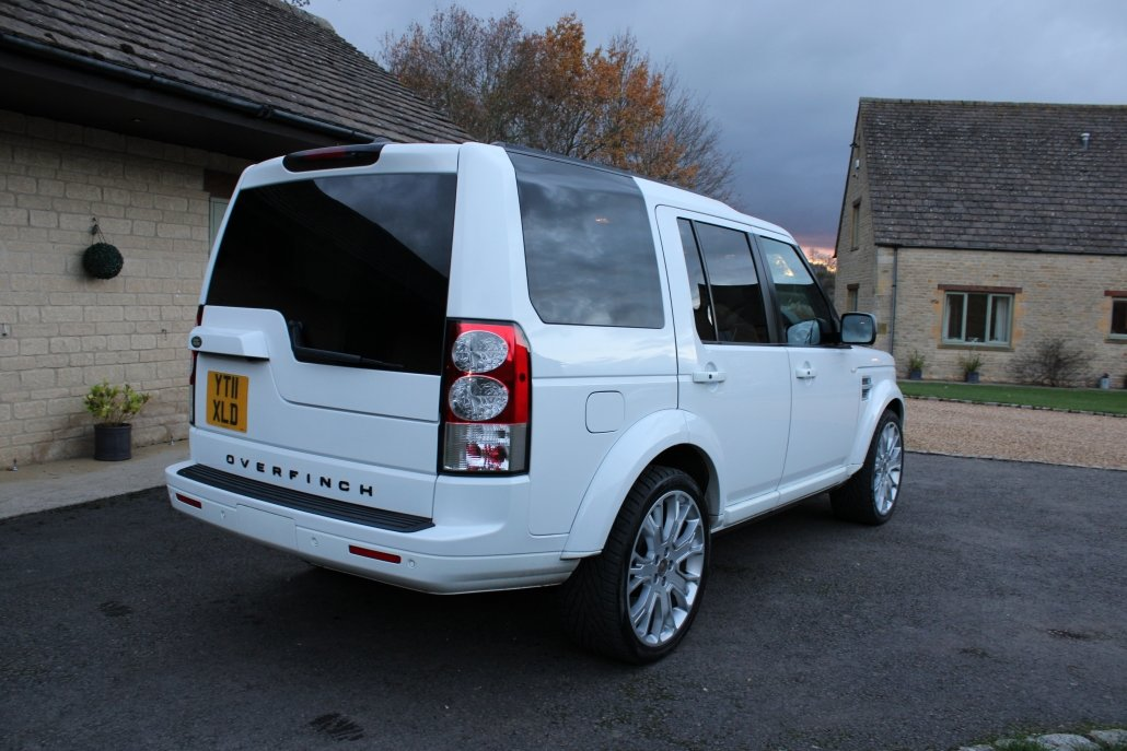 2011 Land Rover Overfinch Discovery For Sale (picture 3 of 6)