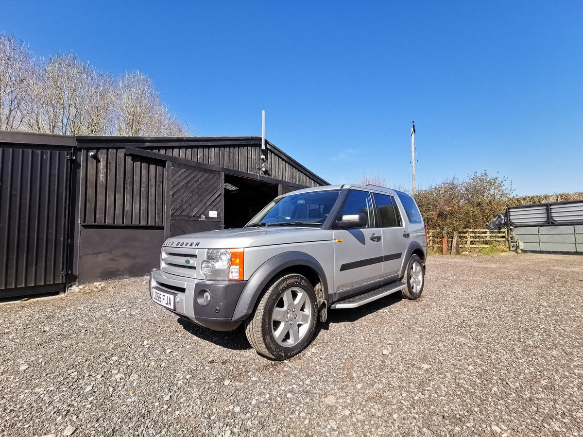 2005 Land Rover Discovery 2.7 TDV6 7 Seater 4X4 FSH For Sale (picture 1 of 6)