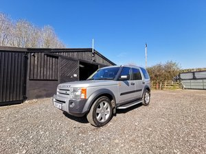 Land Rover Discovery 2.7 TDV6 7 Seater 4X4 FSH