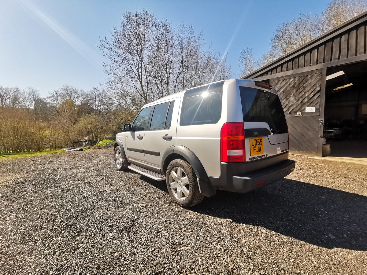 2005 Land Rover Discovery 2.7 TDV6 7 Seater 4X4 FSH For Sale (picture 2 of 6)