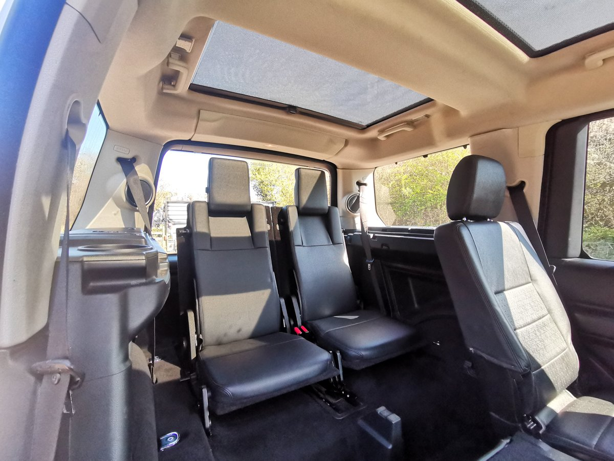 2005 Land Rover Discovery 2.7 TDV6 7 Seater 4X4 FSH For Sale (picture 4 of 6)