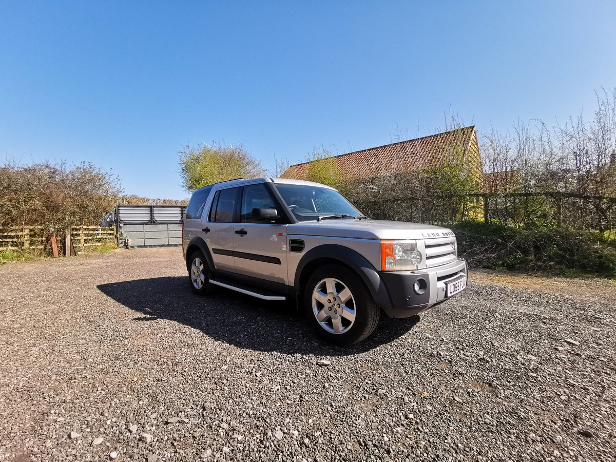 2005 Land Rover Discovery 2.7 TDV6 7 Seater 4X4 FSH For Sale (picture 6 of 6)