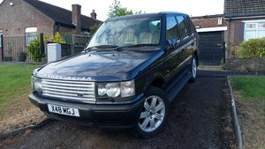 2000 Range Rover 2.5 DSE Auto, Exceptionally Low Miles