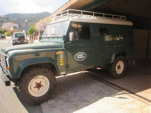 1983 Land Rover Defender 110 Military, super cond. LHD