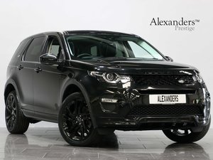 17 67 LAND ROVER DISCOVERY SPORT HSE LUXURY 240 AUTO