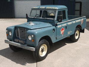 Picture of 1971 Land Rover Series III 109 SOLD