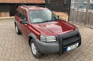 LAND ROVER FREELANDER V6I 2.6 GS